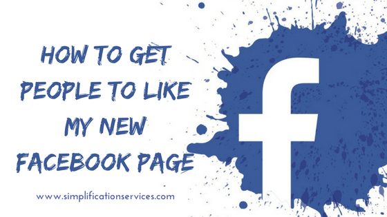 New Facebook Page Likes