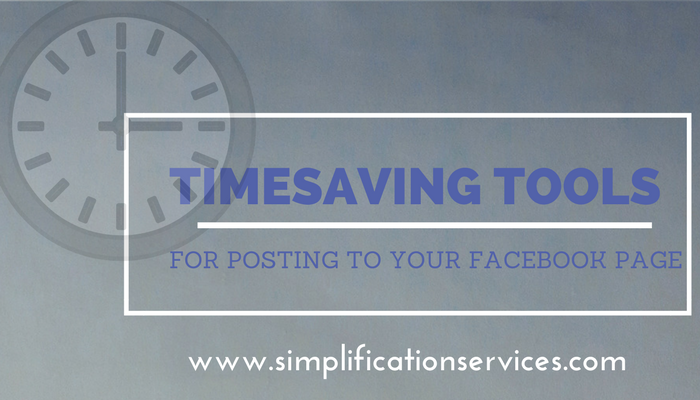 Timesaving Tools for Facebook