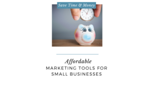 Save Time and Money Piggy Bank and Clock