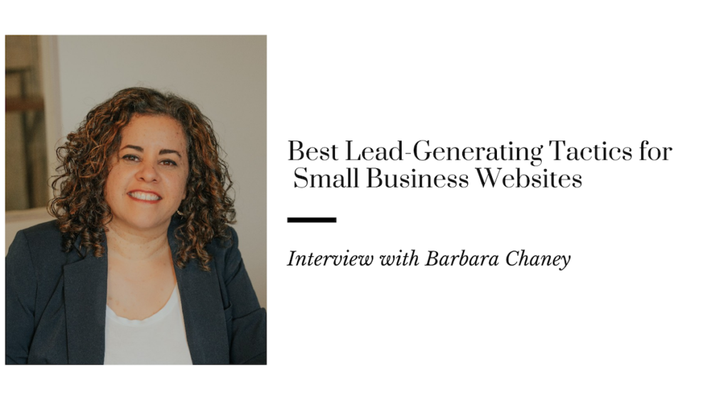 Barbara Chaney from Clever Copy